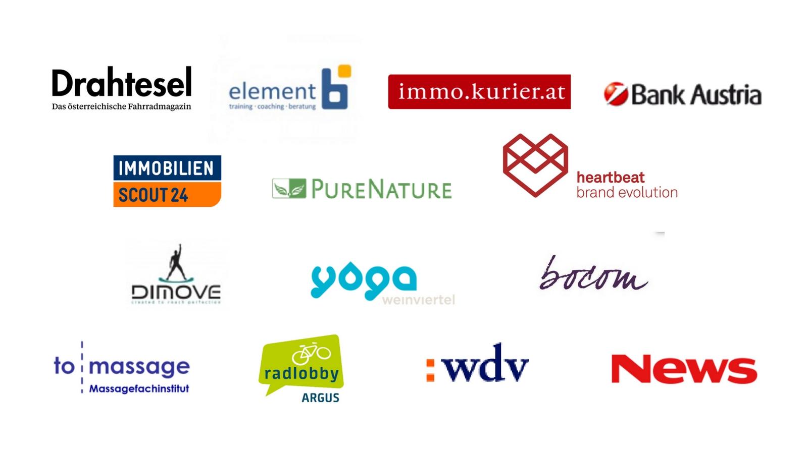 Kunden Logos