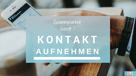 Kontakt aufnehmen für die Zusammenarbeit mit Texterin aus Wien