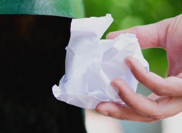 Webtext optimieren: Füllwörter streichen unterstreicht die Aussage