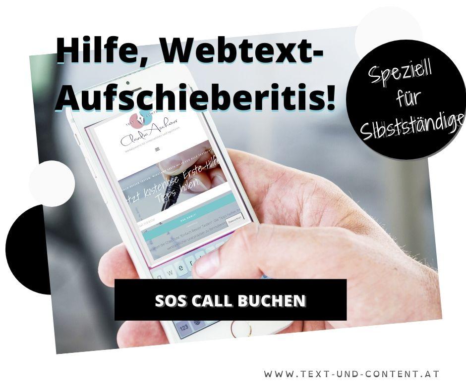 online Webtext Schreibcoaching buchen